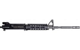 Troy Ind SRAIDA112BT0 Battle Rail AR-15/M16/M4 Aluminum Black