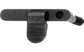 Troy Ind SSRELAMB00BT Magazine Release Ambidextrous Semi-Auto AR-15 Stainless Steel