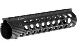 "Troy STRXAL190BT1 Alpha AR-15 Rail No Sight 9"" Aluminum Black"