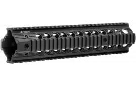 "Troy STRXBR111BT Bravo 4Rail 11"" AR-15 Aluminum Black"