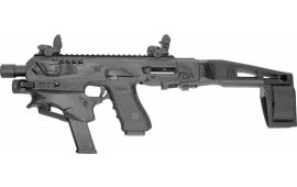CAA Mcka Micro Conv Advanced Glock 17/19/19X Black