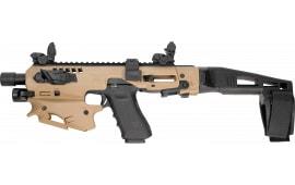 CAA MCK21TA Micro Conv Advanced Glock 20/21 TAN