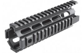 Command Arms XM4SD M4 Quad Rail Handguard Aluminum Black