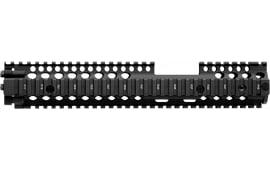Daniel Defense 00408030006 RIS II Hndguard M4AI FSP Black