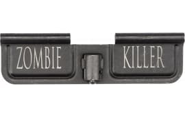 Spikes SED7007 Ejection Port Door AR-15 Engraved Zombie Killer Steel Black Phosphate