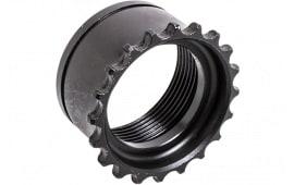 "CMMG 55DA296 Barrel Nut AR-15 All 6061-T6 Aluminum 9"" L"