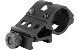 "Aim Sports MT027 Tactical Offset Ring Mount 1"" Mount 1.2oz Aluminum 1.4"" L"