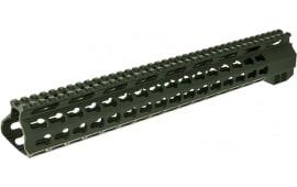 Aimsports MTK556R-COG Keymod Cerakote ODG