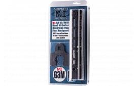 "Midwest MI-G3M10 G3 M-Lok Handguard 10"""