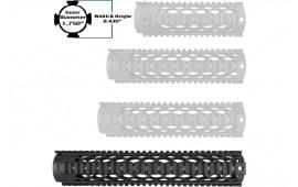 """Yankee Hill 9635DX Diamond Series Forearm 12.6"""" AR-15 Aluminum Black"""