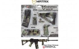 MDI MAGMIL04-TS Vietnam Tiger Stripe Magpul MOE Kit Poly AR-15