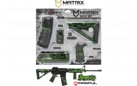 MDI MAGMIL05-ZG Proveil Reaper Z Green Magpul MOE Kit Poly AR-15