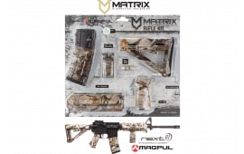 MDI Magmil -NV Next G-1 Vista Camo Magpul MOE Kit Poly AR-15