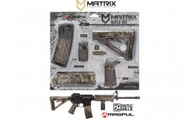 MDI MAGMIL40-GH Proveil Digital Ghillie Magpul MOE Kit Poly AR-15