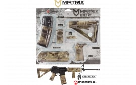 MDI MAGCOM47-HL Kryptek Highlander Magpul MOE Kit AR-15 Polymer