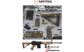 MDI MAGMIL62-KM Kryptek Mandrake 10rd Magpul MOE Kit