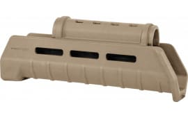 Magpul MAG619-FDE MOE AK Hand Guard AK Rifle Polymer/Stainless Steel Flat Dark Earth