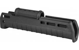 Magpul MAG586-BLK Zhukov Hand Guard AR Rifle Polymer/Aluminum Black