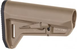 Magpul MAG626-FDE MOE SL-K Mil-Spec Stock Carbine AR-15 Reinforced Polymer Flat Dark Earth Collapsible