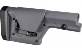 Magpul MAG672-GRY PRS Gen 3 Field Precision Stock AR-15/M16/M4/SR25/M110/AR-10 Aluminum/Polymer Gray