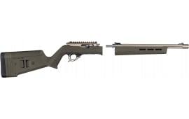 Magpul MAG760-ODG Hunter X-22 Takedown Stock Ruger 20/22 Takedown Reinforced Polymer OD Green M-LOK