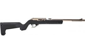Magpul MAG808-BLK X-22 Backpacker Ruger 10/22 Takedown Reinforced Polymer Black