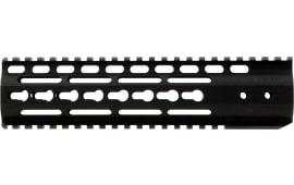 "Noveske 5000458 NHR Keymod Handguard 9"" Rail 6005A-T5 Aluminum Black Hard Coat Anodized"