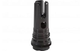 "Advanced Armament 104033 Blackout 90T Taper Flash Hider 5.56mm Aerospace Alloy 1.875""-2.5"" L"