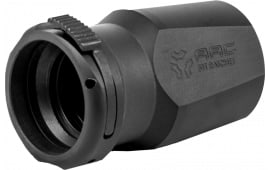 "Advanced Armament 64280 BlastOut 51T Muzzle Brake 51T 6oz Steel 1.5"" Diameter"