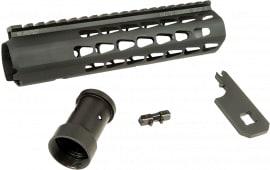 Advanced Armament 64272 Squaredrop AR-15 Aluminum Black/Anodized