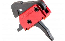 Patriot Ordnance Factory 00457 Trigger System Drop-In AR-15/AR-10 Single Stage Steel w/Aluminum Housing Standard