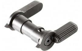 "Patriot Ordnance Factory 00666 Selector Switch AR-15 Ambidextrous Black Polymer 1.5"" X 1.5"" X 1.5"""