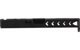 Patriot Ordnance Factory 01429 Glock 17 Gen 4 Stripped Slide Slide 17-4 Stainless Steel Black Nitride