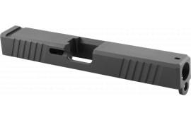 Polymer80 P80PS9V1DLCS G17 Gen 3 Compatible Slide 17-4 Stainless Steel Black