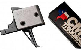 CMC Triggers 93503 Single-Stage Flat Trigger AR-15 Steel 5-5.5 lb