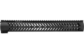 "Samson EVO-15 Evolution 15"" Handguard w/Rails AR-15 Alum Black"