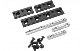 "Samson EVO-2-KIT Evolution Rail Kit 2"" (2 Rails) 6061-T6 Aluminum 2"""
