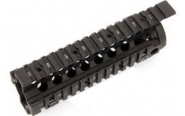 Daniel Defense 00510001 Omega Carbine Handguard Rail Aluminum Black Hard Coat Anodized