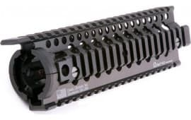 Daniel Defense 00510002 Omega Handguard Rail AR-15 Aluminum Black Hard Coat Anodized