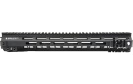 "Geissele Automatics 05-315B Super MK4 M-Lok Rail AR15 Rifle Aluminum Black 15"""