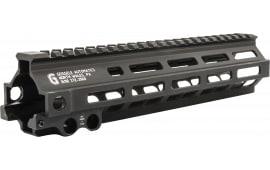 "Geissele Automatics 05-284B Super MK8 M-Lok Rail AR15/M16/M4 Rifle Aluminum Black 9.5"""