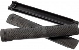 LWRC 2000071A01 Lwcri RailSkins Picatinny Polymer Black
