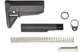 Bravo GFSKMOD0BLK BCMGunfighter AR-15 Mod 0 Stock Kit Polymer/Aluminum Black