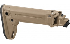 Magpul MAG585-FDE ZHUKOV-S Stock AK-47/AK-74 Injection Molded Polymer Flat Dark Earth