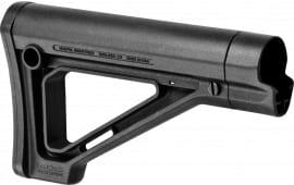 Magpul MAG480-BLK MOE Mil-Spec Fixed AR-15 Reinforced Polymer Black