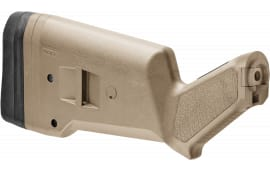 Magpul MAG490-FDE SGA Mossberg 500/590/590A1 Stock Reinforced Polymer Flat Dark Earth