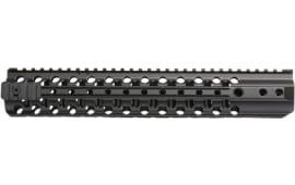 "Wilson TRTRIM12 T.R.I.M. AR-15 Railed Handguard 6005A-T5 Aluminum 12.6"" Black"