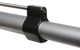 "Wilson Combat Tragbc Adjustable Lo-Profile Gas Block .750"" Carbine Length Straight Tube 4140 Chromoly Steel Black Melonite"