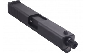 "Tactical Solutions TSG221722TE TSG-22 For Glock 17/22/34/35/37 Threaded Barrel 4.8"" Black Steel"