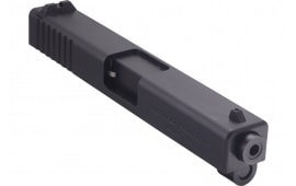 "Tactical Solutions TSG221923STD TSG-22 For Glock 19/23/32/38 Standard Non-Threaded Barrel 4.8"" Black Steel"